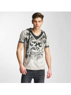 Cipo & Baxx T-shirtar Drago grå