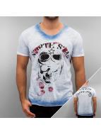 Cipo & Baxx T-shirtar North Star indigo