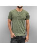 Cipo & Baxx T-shirtar Mystery khaki