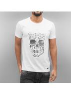 Cipo & Baxx T-shirtar Lismore vit