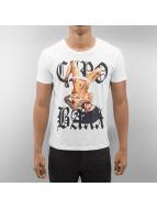 Cipo & Baxx T-Shirts Babe beyaz