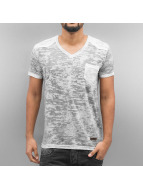 Cipo & Baxx T-Shirts Taree gri
