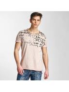 Cipo & Baxx T-Shirts Fritz G pembe