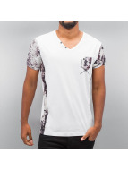 Cipo & Baxx T-Shirty Mato bialy