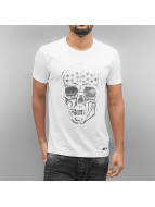 Cipo & Baxx T-Shirty Lismore bialy
