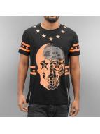 Cipo & Baxx T-Shirty Echuka pomaranczowy