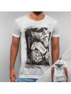 Cipo & Baxx T-skjorter Original grå