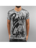 Cipo & Baxx T-skjorter Gympie grå