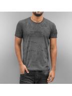 Cipo & Baxx T-skjorter Mystery grå