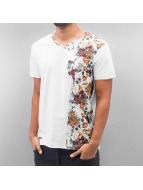 Cipo & Baxx T-skjorter Vivan hvit