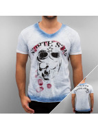Cipo & Baxx T-skjorter North Star indigo