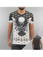 Cipo & Baxx T-skjorter Forster svart