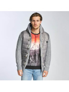 Cipo & Baxx Transitional Jackets Bubble grå