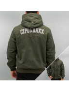 Cipo & Baxx Vinterjackor Polar khaki
