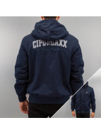Cipo & Baxx Winter Jacket Polar blue