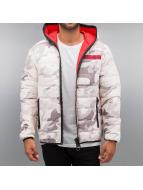 Cipo & Baxx Winter Jacket Ubald white