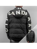 Cipo & Baxx winterjas Winter zwart