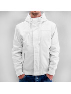 Cipo & Baxx Zimné bundy Basic biela