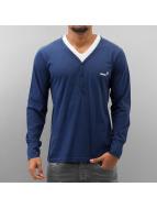 Clang T-Shirt manches longues Kianu bleu