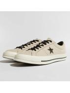 Converse One Star Ox Sneakers Egret/Black/Herbal