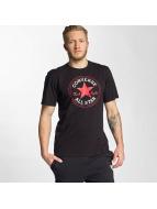 Converse Camiseta Core Chuck Patch negro
