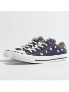 Converse Sneaker Chuck Taylor All Star Low blau