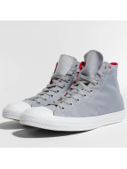 Converse Chuck Taylor All Star Hi Sneakers Wolf Grey/Enamel Red/White