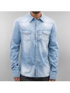 Cordon Skjorte Drago Woven blå