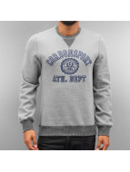 Stan Pullover Grey/Navy...