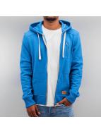 Cordon Sweat à capuche zippé Tjorben bleu
