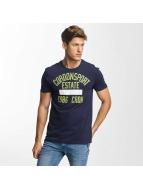 Cordon T-shirt Alf blå