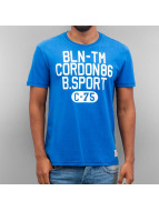 Cordon T-Shirt Dorian blue