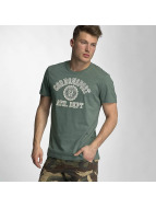 Cordon T-Shirt Ole green