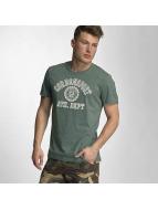 Cordon T-Shirt Ole vert
