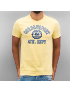 Cordon T-Shirt Ole yellow