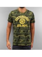 Cordon T-shirtar Ole kamouflage