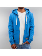 Cordon Zip Hoodie Tjorben blue