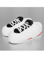 Coucharmy Chaussons Jay Sixx blanc