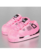 Coucharmy Chaussons Jay Fourr magenta