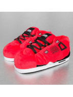 Coucharmy Chaussons Jay Fourr rouge