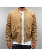 Criminal Damage Bomber jacket Airforce beige