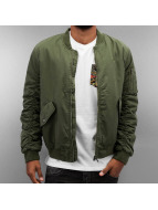 Criminal Damage Bomberjacke Airforce khaki