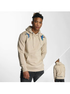 Criminal Damage Hoodie Swallows beige
