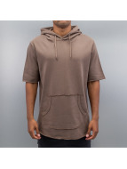 Criminal Damage Hoodie Baller brown