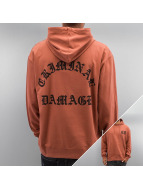 Criminal Damage Hoodie Whitechapel brown