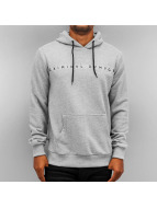 Criminal Damage Hoodie Gala grey