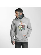Criminal Damage Hoodie Gabriel grey