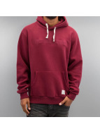 Criminal Damage Hoodie Hiber red