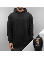 Criminal Damage Hoodies Tiger svart
