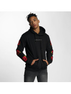 Criminal Damage Hoodies Rosa svart